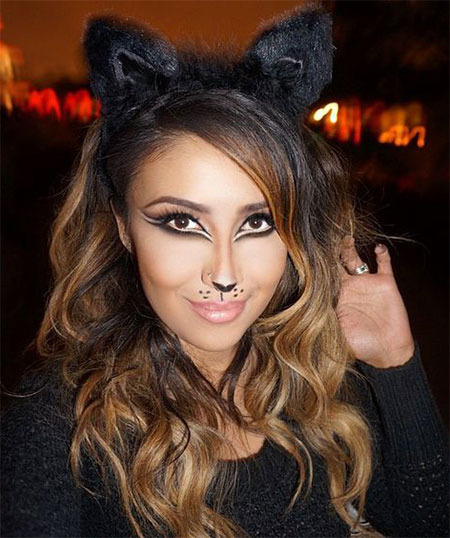 15-best-halloween-cat-makeup-looks-ideas-2016-6