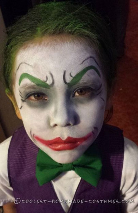 Stunning Children Halloween Makeup Ideas - harrop.us - harrop.us