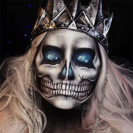 15-creepy-halloween-skull-make-up-ideas-2016-1