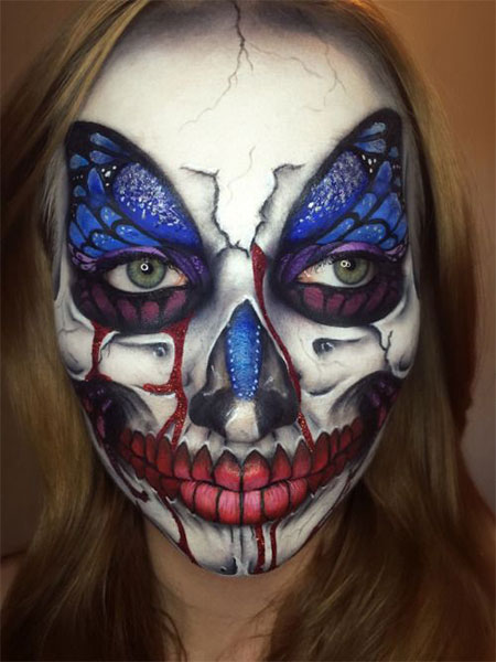 15-creepy-halloween-skull-make-up-ideas-2016-3