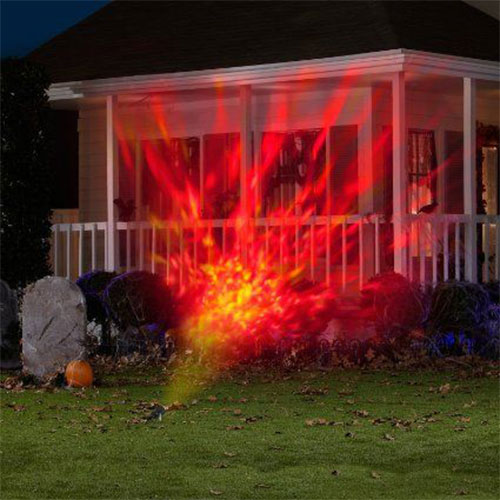 15 halloween lights decorations lighting ideas 2016 - Halloween laser light show ...