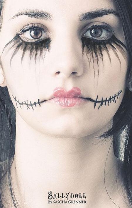 halloween mouth makeup ideas - photo #13