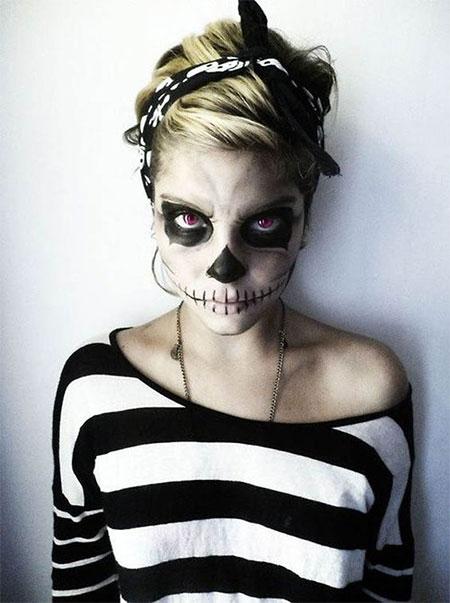 15-scary-halloween-mouth-teeth-half-face-makeup-looks-ideas-2016-2