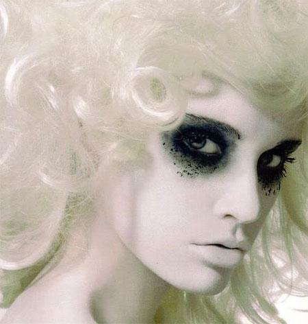 15 spooky halloween eye makeup ideas  looks 2016