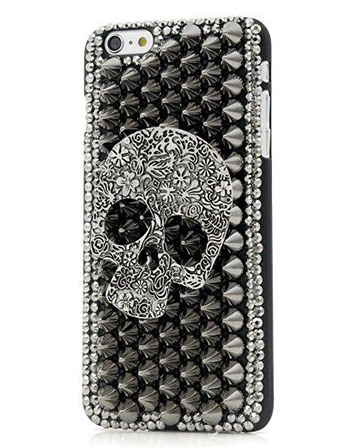 skull iphone 7 plus case