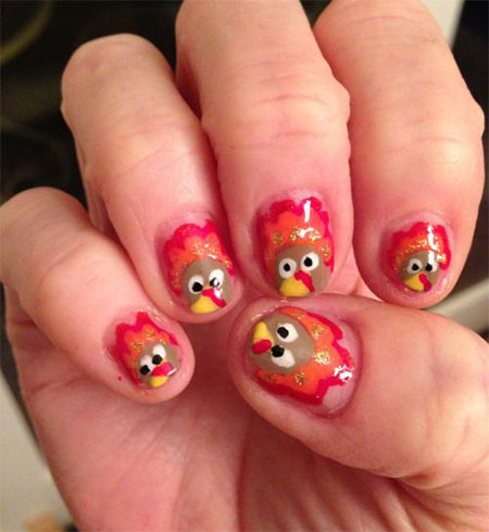 20-thanksgiving-nail-art-designs-ideas-2016-21
