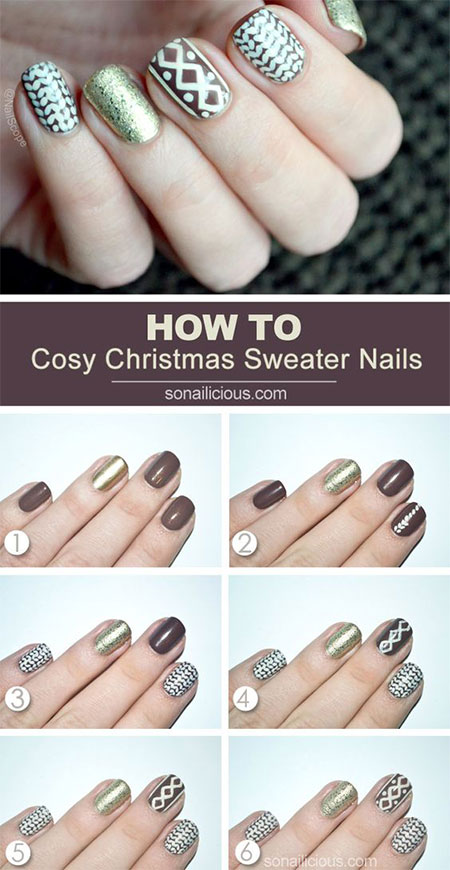 10-step-by-step-christmas-nails-art-tutorials-for-learners-2016-1