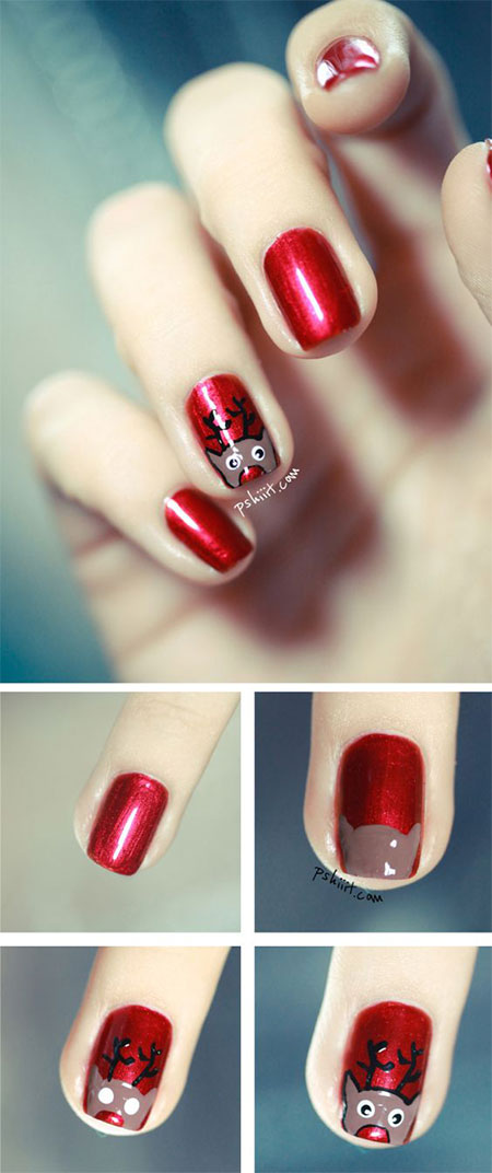 10-step-by-step-christmas-nails-art-tutorials-for-learners-2016-6