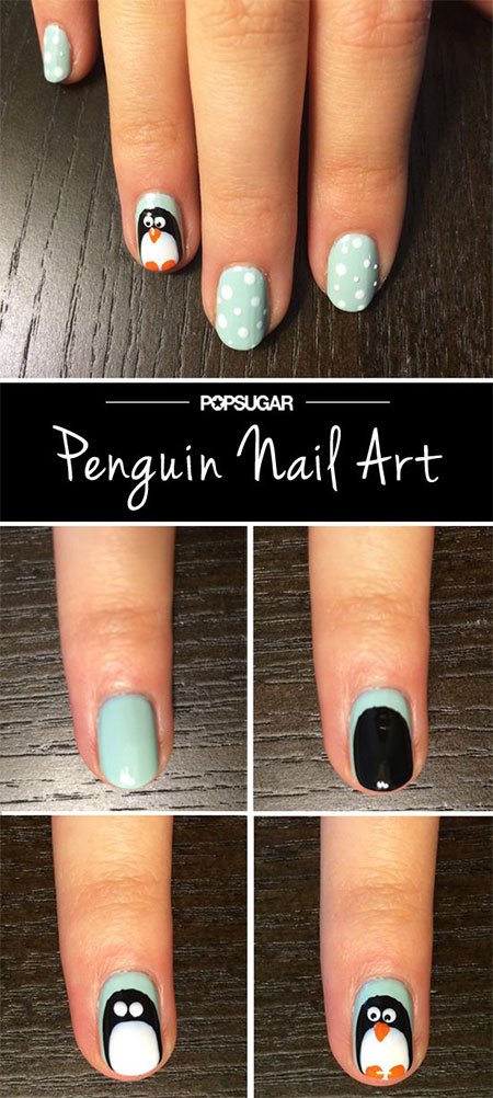 10-step-by-step-christmas-nails-art-tutorials-for-learners-2016-7