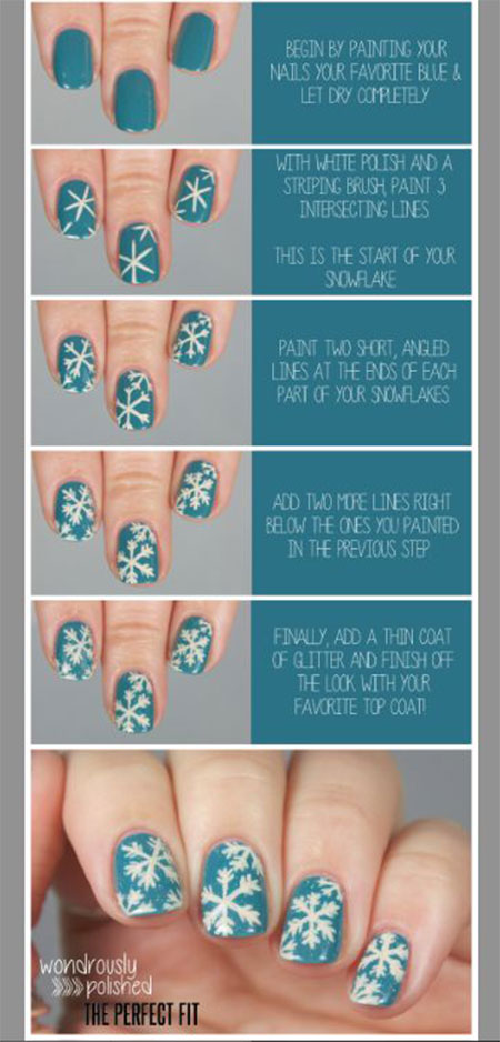10-step-by-step-christmas-nails-art-tutorials-for-learners-2016-8