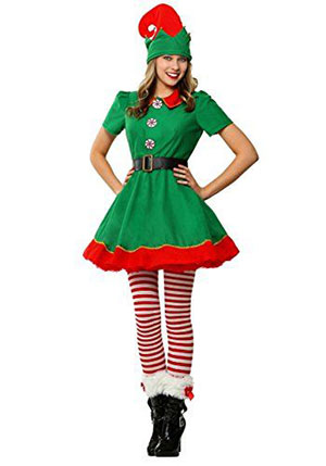 15-christmas-costumes-outfits-for-girls-women-2016-1