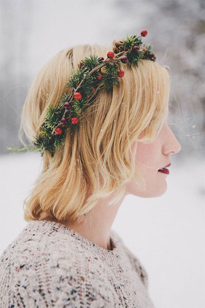15-simple-christmas-themed-hairstyle-ideas-for-short-long-hair-2016-13