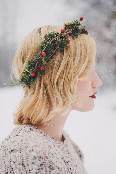 15-simple-christmas-themed-hairstyle-ideas-for-short-long-hair-2016-13