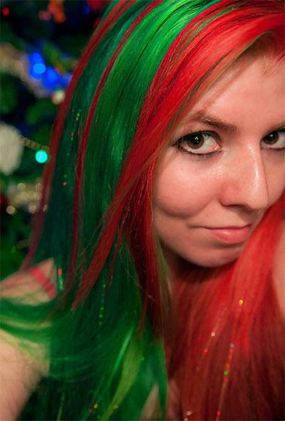 15-simple-christmas-themed-hairstyle-ideas-for-short-long-hair-2016-14