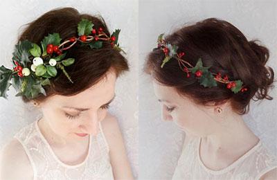 15-simple-christmas-themed-hairstyle-ideas-for-short-long-hair-2016-16