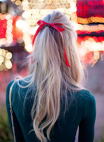 15-simple-christmas-themed-hairstyle-ideas-for-short-long-hair-2016-4
