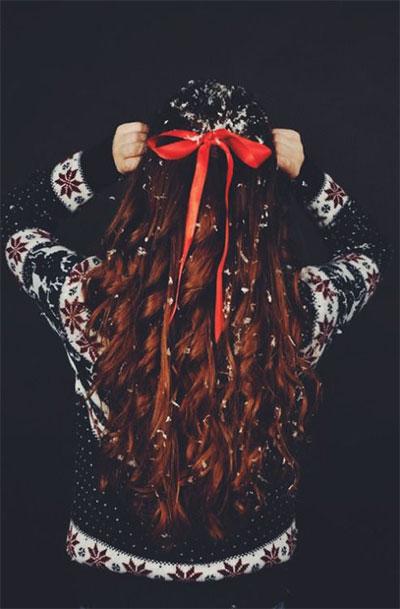 15-simple-christmas-themed-hairstyle-ideas-for-short-long-hair-2016-9