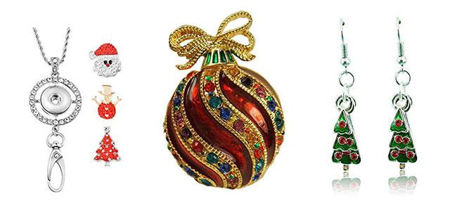 20 Best Christmas Jewelry For Girls & Women 2016