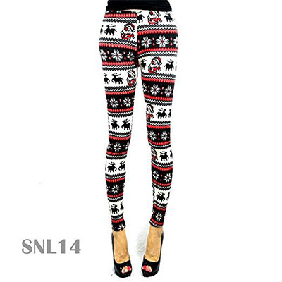 20 Christmas Leggings & Tights For Girls & Women 2016 ...
