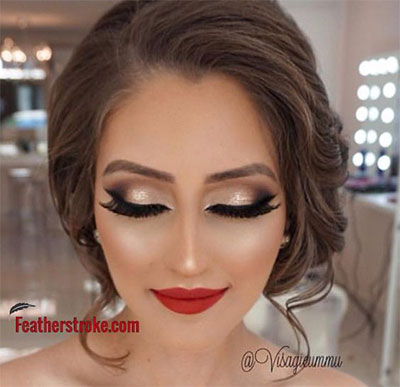 12-christmas-themed-makeup-looks-trends-for-women-2016-1