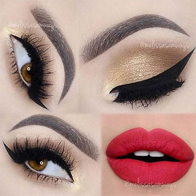 12-christmas-themed-makeup-looks-trends-for-women-2016-12