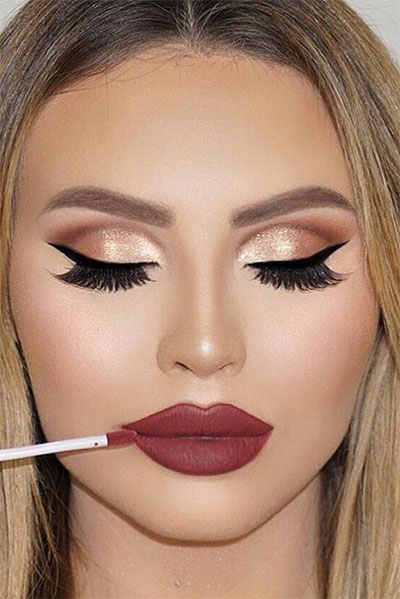 12-christmas-themed-makeup-looks-trends-for-women-2016-3