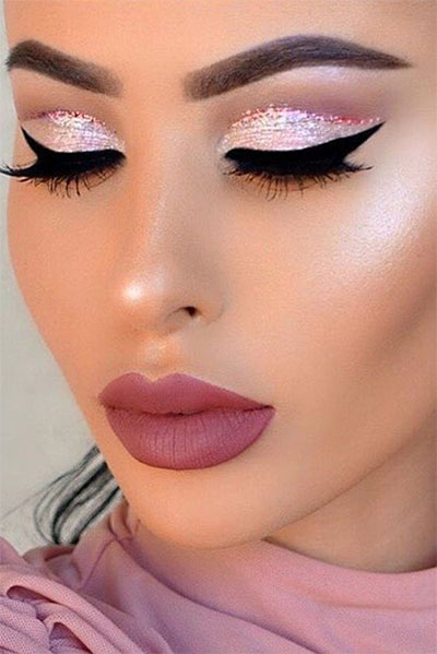 12-christmas-themed-makeup-looks-trends-for-women-2016-8
