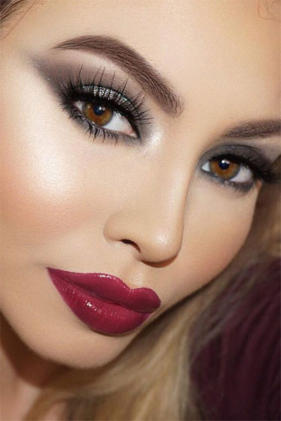 12-christmas-themed-makeup-looks-trends-for-women-2016-9
