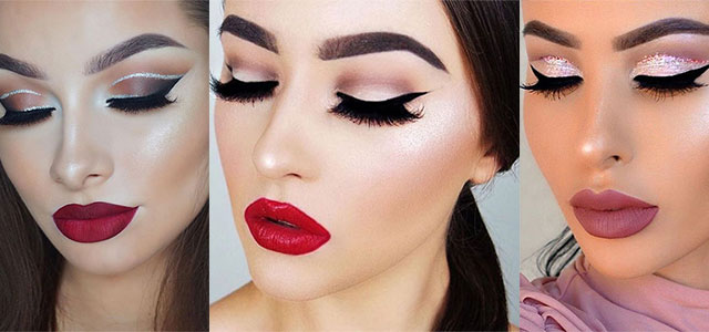 12-christmas-themed-makeup-looks-trends-for-women-2016-f