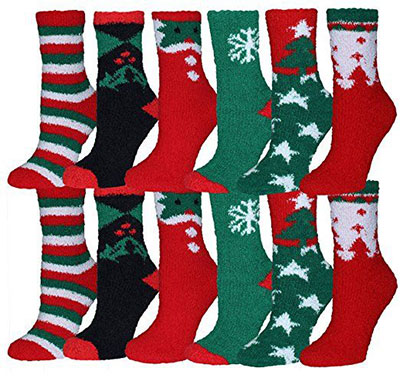 15-christmas-fuzzy-socks-for-girls-women-2016-1