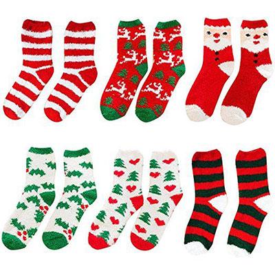 15-christmas-fuzzy-socks-for-girls-women-2016-2