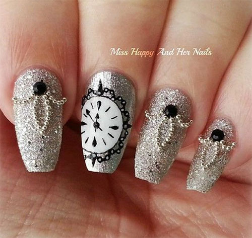 15-inspiring-happy-new-year-eve-nail-art-designs-ideas-2016-16