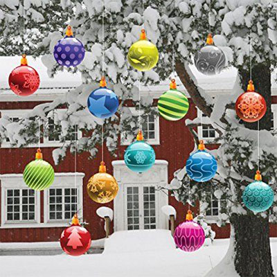 25+ Cheap, Unique Christmas Indoor & Outdoor Decorations ... on Unique Yard Decorations id=40351