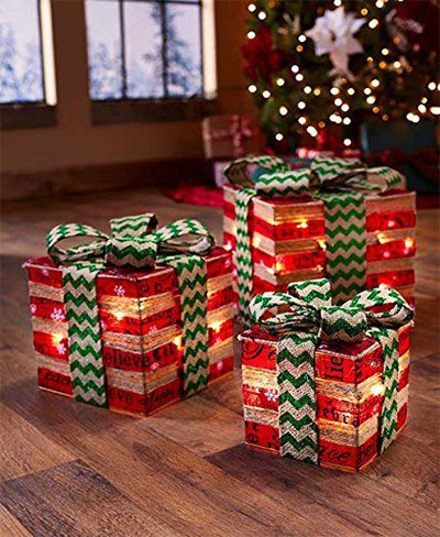 25 cheap unique christmas indoor outdoor decorations 2016 - Christmas Decorations 2016