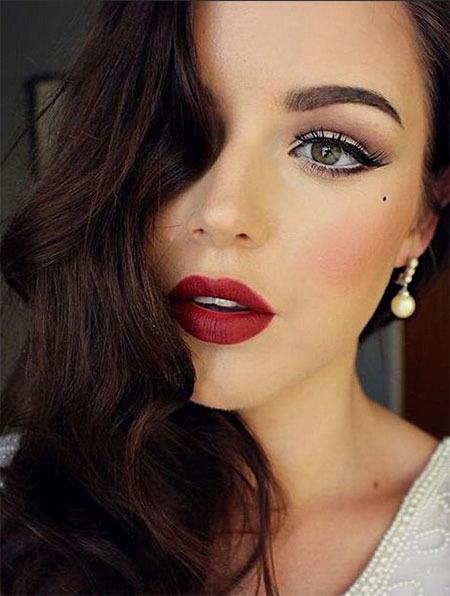 christmas-party-makeup-ideas-for-girls-women-2016-1