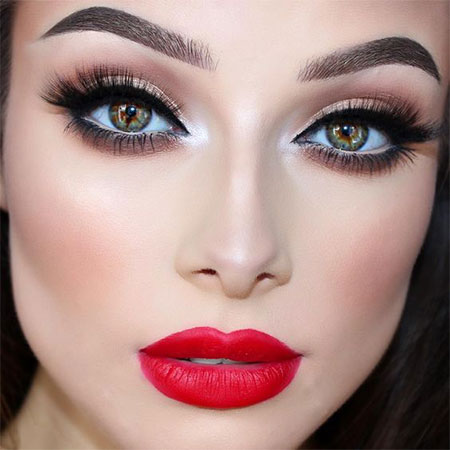 christmas-party-makeup-ideas-for-girls-women-2016-2