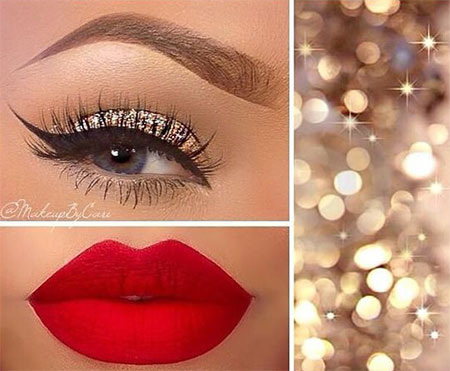 christmas-party-makeup-ideas-for-girls-women-2016-7