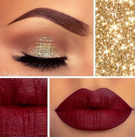 christmas-party-makeup-ideas-for-girls-women-2016-8
