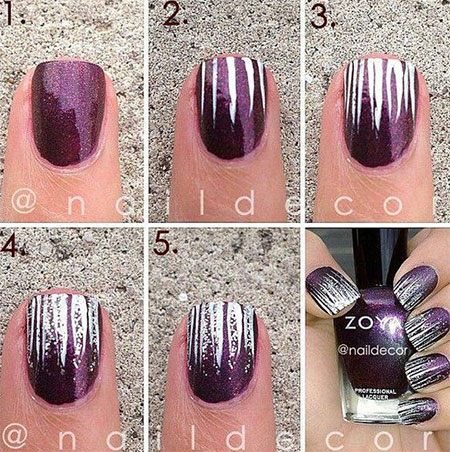 10-Easy-Simple-Winter-Nails-Art-Tutorials-For-Beginners-2017-3