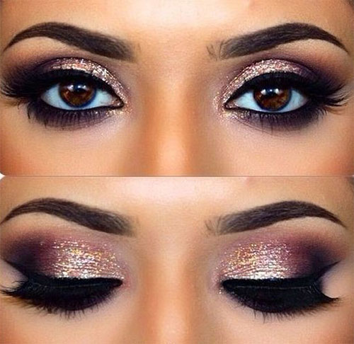 12-Winter-Themed-Eye-Makeup-Looks-Ideas-2016-2017-2