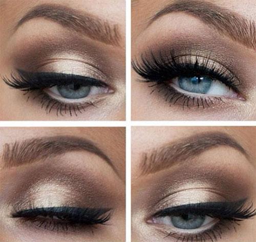 12-Winter-Themed-Eye-Makeup-Looks-Ideas-2016-2017-4