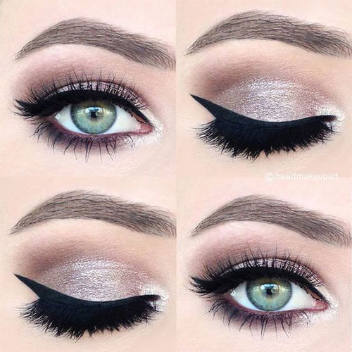 12-Winter-Themed-Eye-Makeup-Looks-Ideas-2016-2017-5