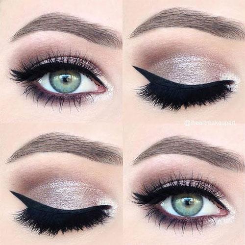 12-Winter-Themed-Eye-Makeup-Looks-Ideas-2016-2017-5