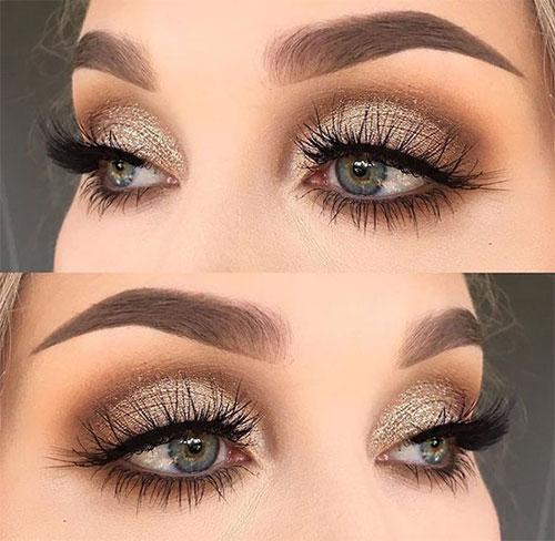 12-Winter-Themed-Eye-Makeup-Looks-Ideas-2016-2017-7