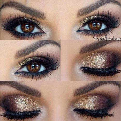 12-Winter-Themed-Eye-Makeup-Looks-Ideas-2016-2017-8