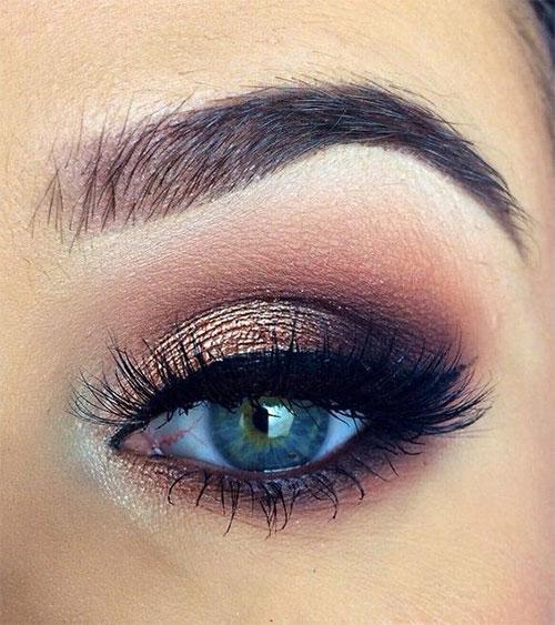 12-Winter-Themed-Eye-Makeup-Looks-Ideas-2016-2017-9
