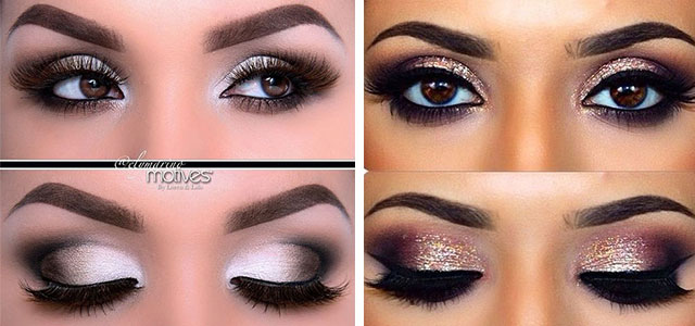 12+ Winter Themed Eye Makeup Looks & Ideas 2016/ 2017 ... - photo#39