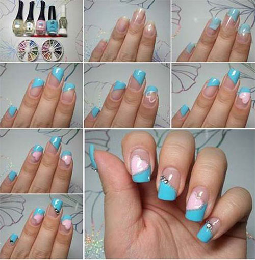 15-Easy-Simple-Valentines-Day-Nails-Tutorials-For-Beginners-2017-1