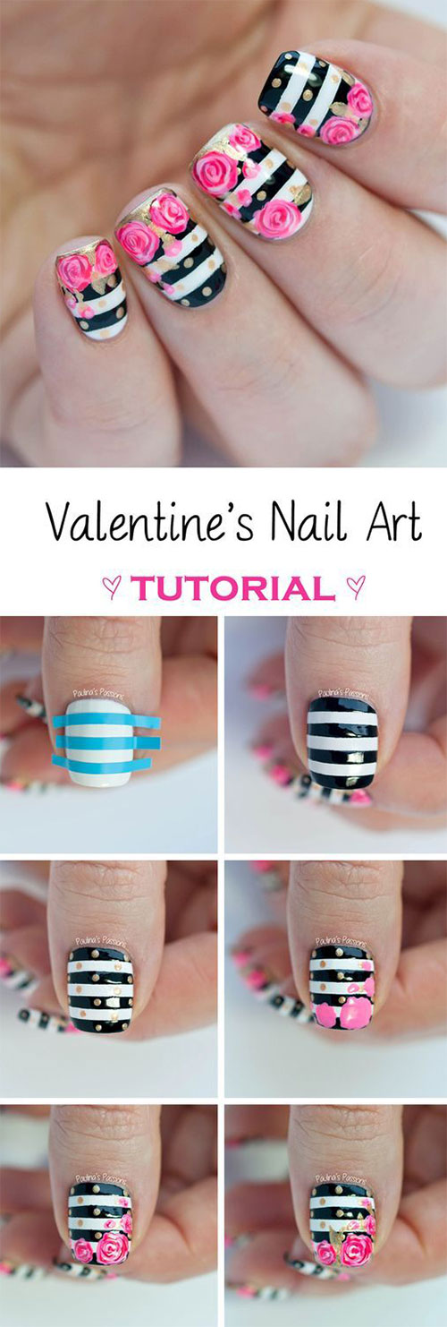 15-Easy-Simple-Valentines-Day-Nails-Tutorials-For-Beginners-2017-10