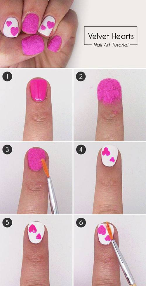 15-Easy-Simple-Valentines-Day-Nails-Tutorials-For-Beginners-2017-14